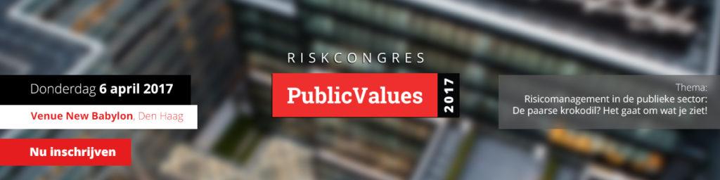 YX Company is eventpartner van het RiskCongresPublicValues. Schrijf je nu in!